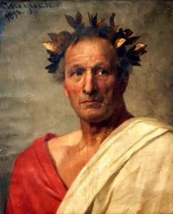 Julius-Ceasar-baberkoszoru-hajveszteseg